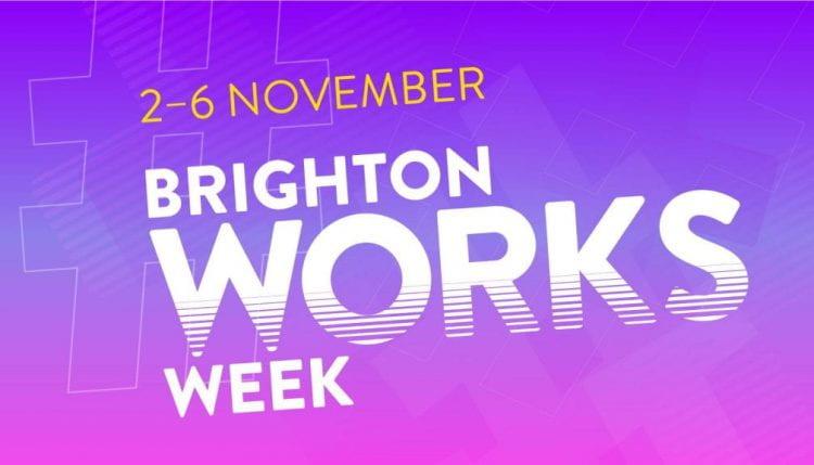 Brighton Works Week logo