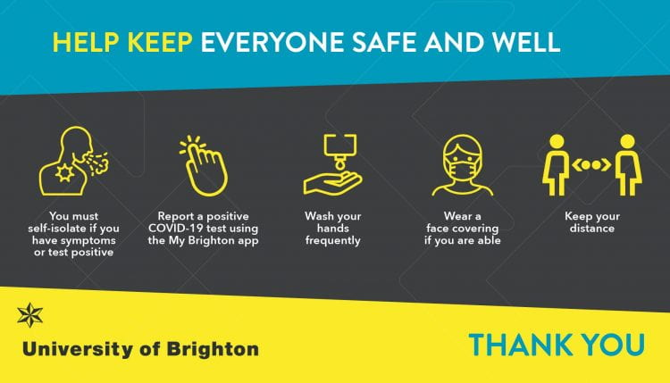 Help keep everyone safe and well