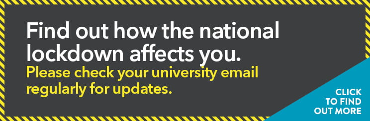 Find out how the national lockdown affects you