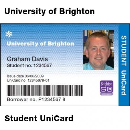 Unicard example