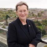 Professor Debra Humphris, Vice-Chancellor