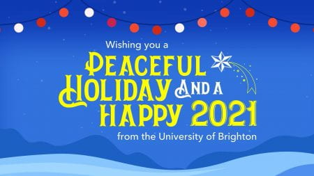 Wishing you a peaceful holiday and a happy 2020