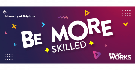 Be More Skilled logo