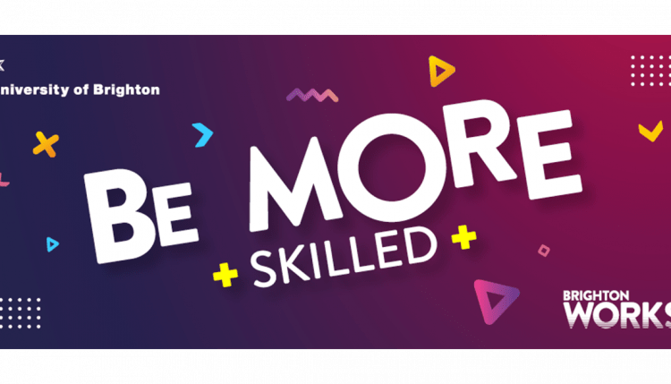 Be More Skilled logo