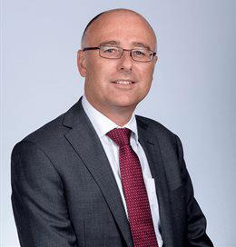 Stephen Dudderidge, Registrar and Secretary
