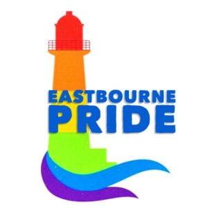 Eastbourne Pride 2021 logo