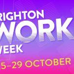Next week is Brighton Works Week 2021: Start booking sessions now
