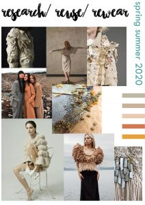 MACRO TREND BOARDS: SPRING SUMMER 2020 | Kynza Kendall-Jones