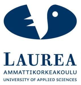 Logo for Laurea university