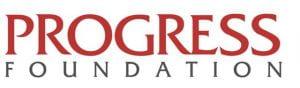 Logo for Progress Foundation