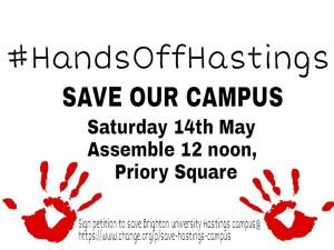 Hands Off Hastings