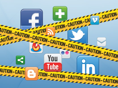 Image result for social media risks