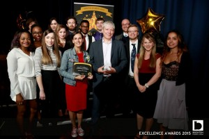 Students Union Excellence Awards_school winner