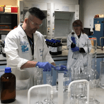 Brighton scientists go back to work