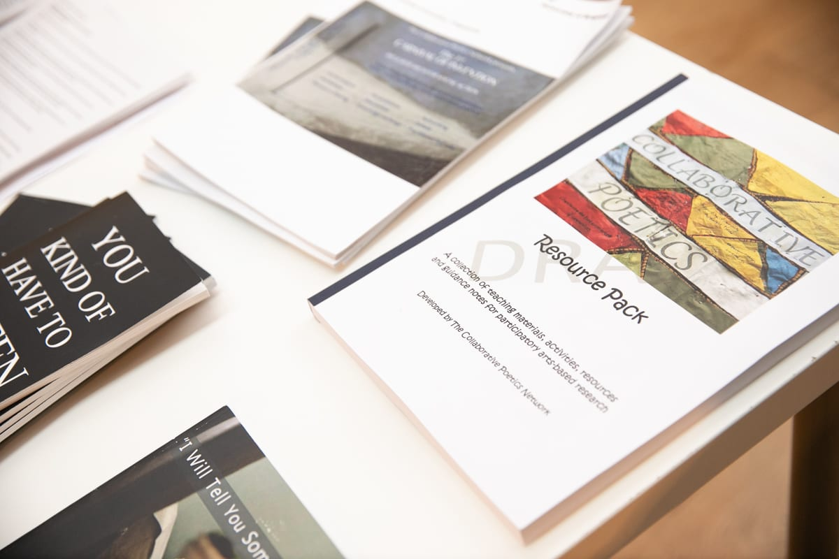 Collaborative poetics resources