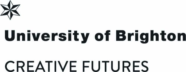 Creative Futures Black logo