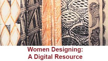 Button to take you to Women Designing 1994: A Digital Resource