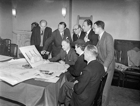 Furniture Selection Committee at Britain Can Make It Exhibition