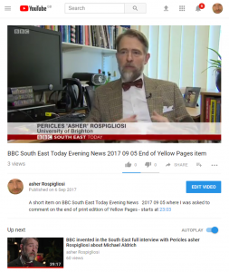 BBC News Interview Clip