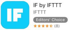 IF - The IFTTT App