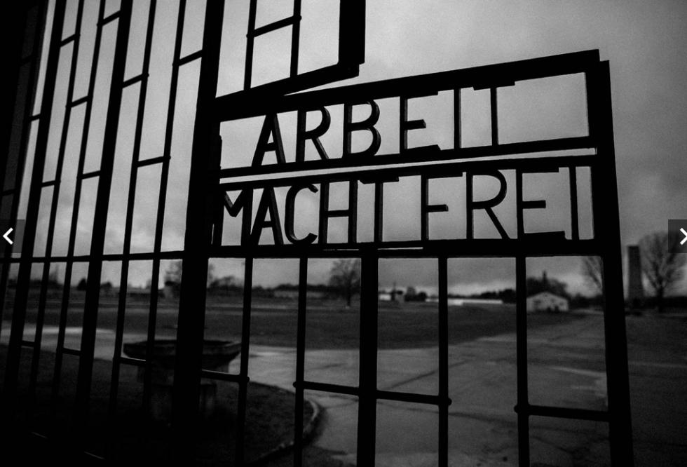 Arbeit Macht Frei, gates to Auschwitz