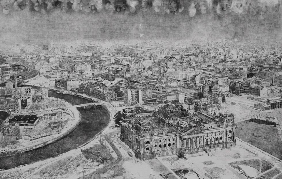 drawing of Berlin