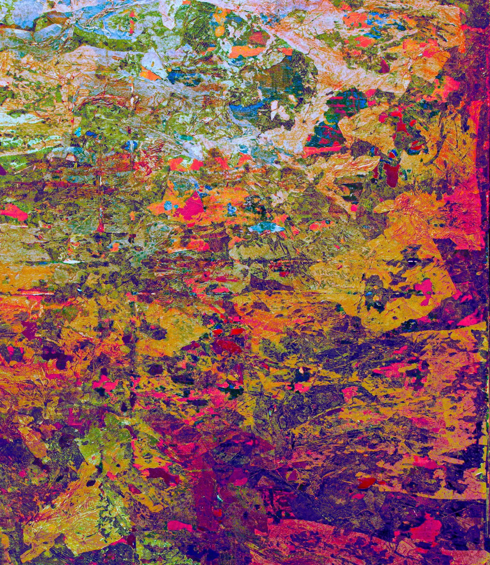 digital art glitch pixel screen