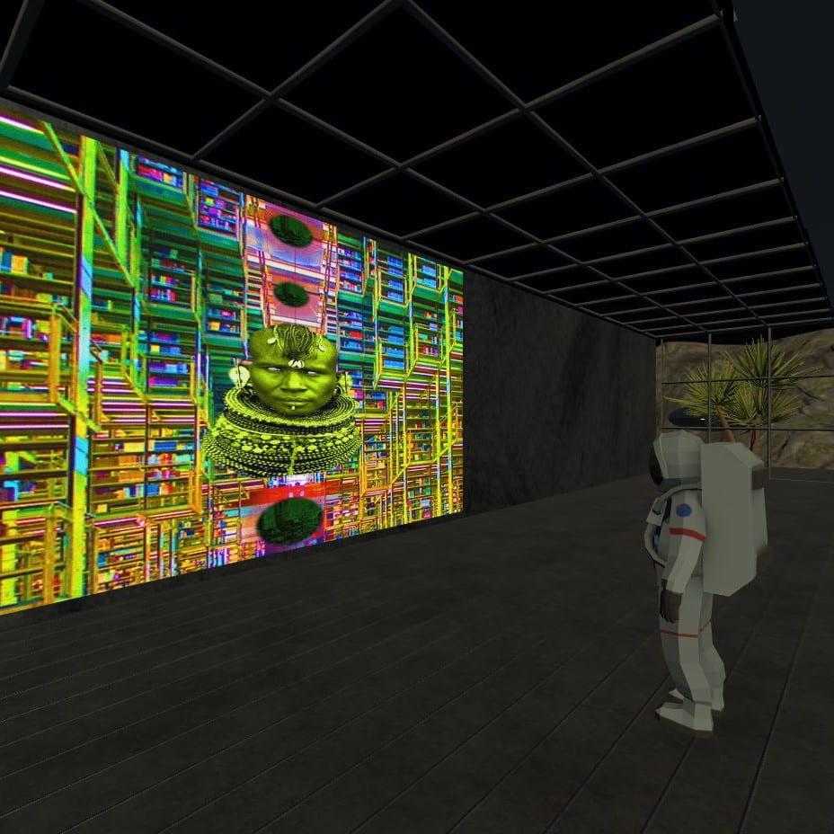 Judith Ricketts virtual pavilion