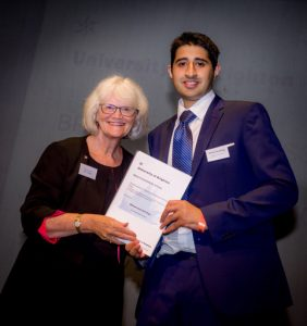 Brighton Business eLearning research group award 2017
