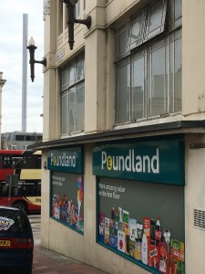 Poundland, Western Road, Brighton