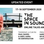 The Space in Sound (online symposium)
