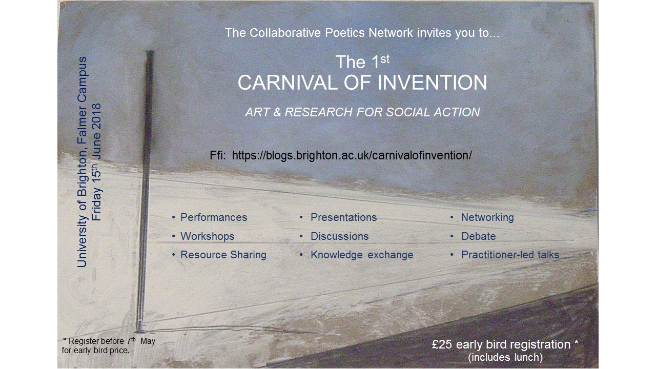Carnival of Invention Poster