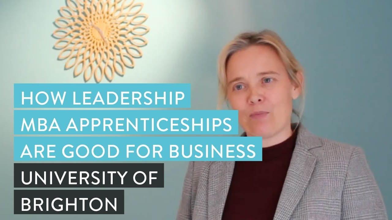 Senior Leader Masters Degree Apprenticeship Dr Charlotte Meierdirk
