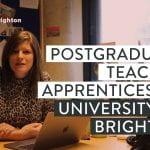 Postgraduate Teacher Apprenticeship