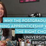 Charlotte – why the postgraduate Teaching apprenticeship was the right choice for me