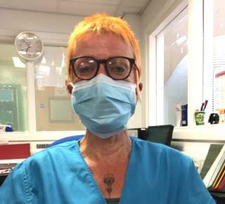 Nursing Associate Jane Horn