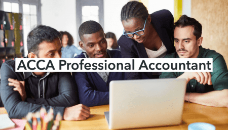 ACCA Professional Accountant