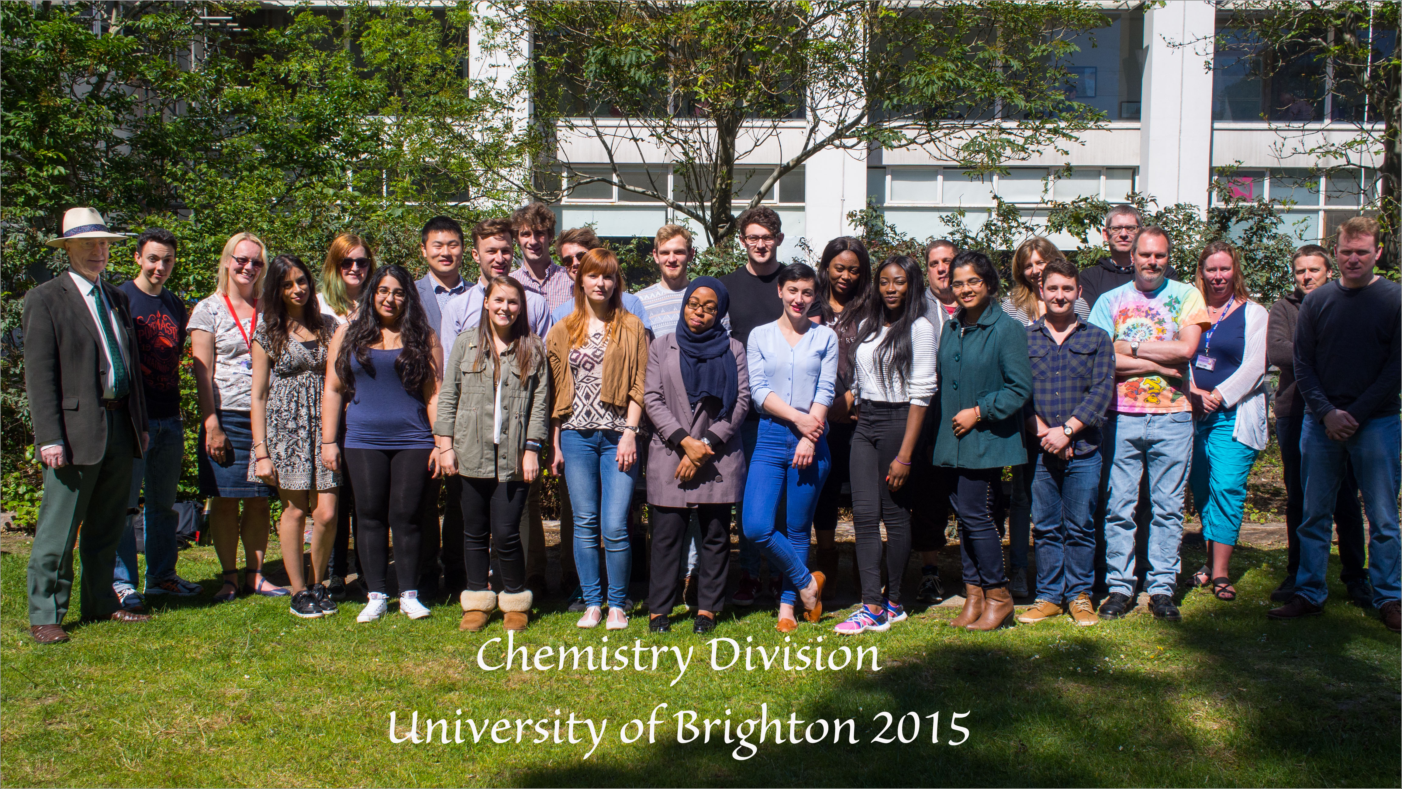 Chemistry Division 2015