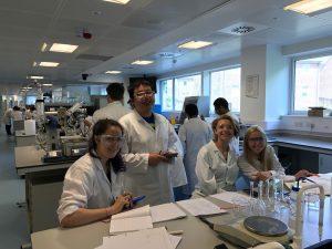 Chemistry@brighton labs