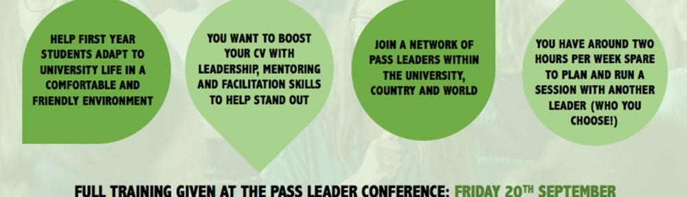 advert for pass leader recruitment. Register your interest by end of May