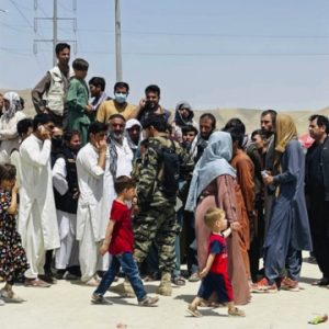 Brighton academic in BBC discussion of Afghan migrant experience