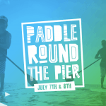 See you at Paddle Round the Pier 2018