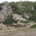 First year geographers and environmental sciences students head to Greece