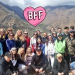 Exploring Morocco with our 2nd year geographers