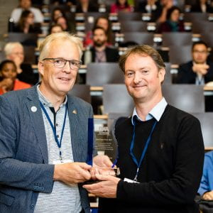 An honour for Professor Huw Taylor