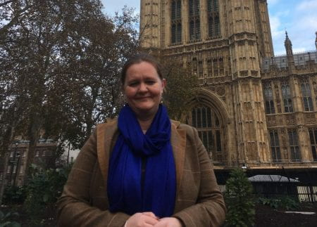 Annie in Westminster