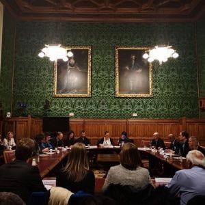 Westminster meeting