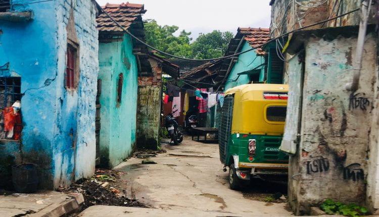 informal settlements in India