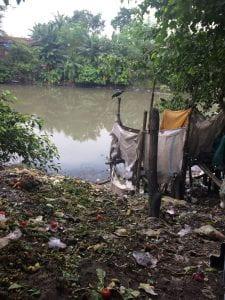 urban drainage canal India