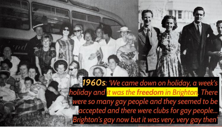BA Geography history of Brighton photo